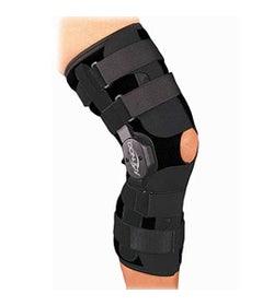 DonJoy Drytex Playmaker Hinged Knee Brace