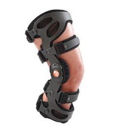 BREG Fusion Women's OA Plus Custom Knee Brace