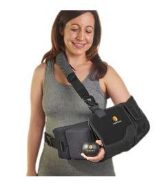 Corflex Ranger Shoulder Abduction ER Pillow with Sling