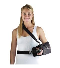 Shoulder Abduction Pillow w/Firm Fit Sling