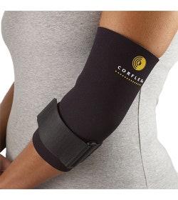 Corlfex Target Elbow Sleeve w/Strap