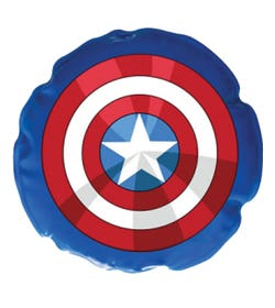 DonJoy Captain America Reusable Cold Pack (Round)