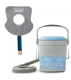 New DonJoy IceMan Classic3 McGuire Knee Cold Therapy System
