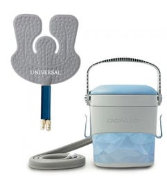 New DonJoy IceMan Classic3 Cold Therapy Universal Pad System
