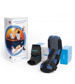 Aircast AirHeel and Dorsal Night Splint Kit