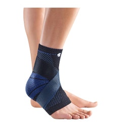 The New Bauerfeind MalleoTrain S Ankle Brace