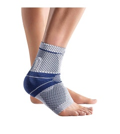 The New Bauerfeind MalleoTrain Ankle Brace