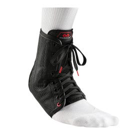 McDavid Ankle Brace with Lace-Up and Stays