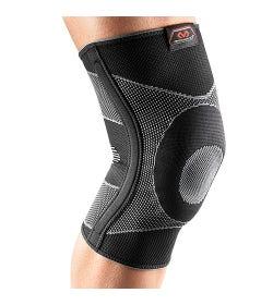 McDavid Knee Sleeve 4-way elastic w/ gel buttress & stays