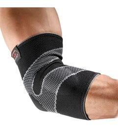 McDavid Elbow Sleeve / 4-way elastic w/ gel buttresses