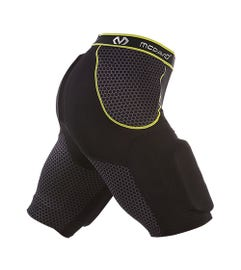 McDavid Rival Integrated Girdle w/ Hard-Shell Thigh Guards
