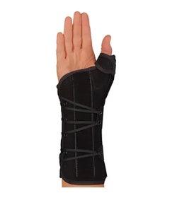 MedSpec Ryno Lacer II Long - Wrist Thumb