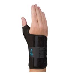 MedSpec Ryno Lacer II Wrist Thumb Short