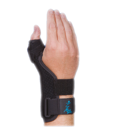 MedSpec Suede Thumb Support