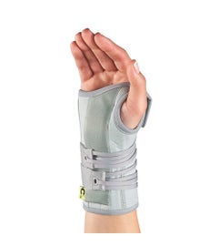 "MKO Elite Laced wrist brace 6"""