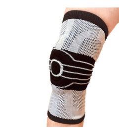 MKO Elite Genu-Tek Compression Knee Sleeve