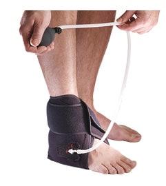 Corflex Cryotherm Pneumatic Ankle Wrap