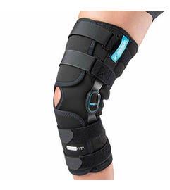 Ossur FormFit Wrap Knee ROM Hinged Brace