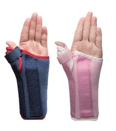 Paediatric Thumb Splint, OrthoMed Canada