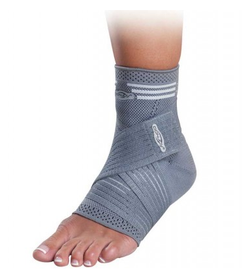 Elastic-Knitted strapping Ankle