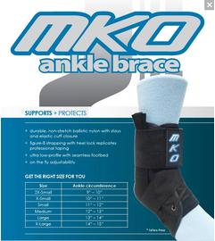 MKO Ankle Brace