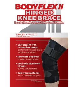 Bodyflex II Hinged Knee Brace