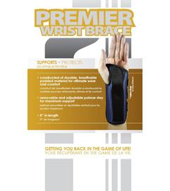 Premiere Wrist