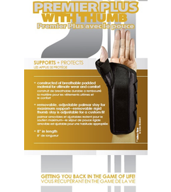 Premier Plus Wrist with Thumb