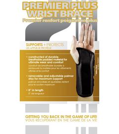 Premier Plus Wrist