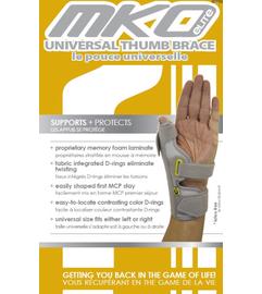 MKO Elite Universal Thumb Brace