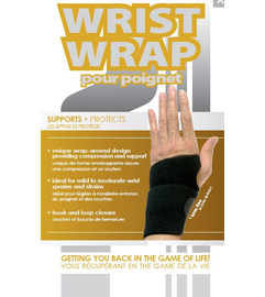 Wrist Wrap Universal Size