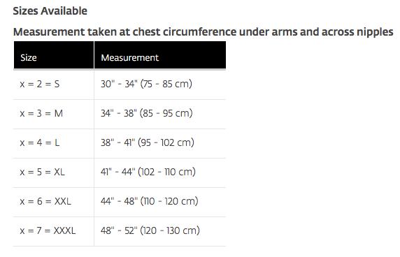 Size Chart