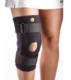 Knee Sleeve w/Hinge