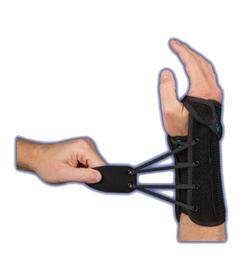 MedSpec Wrist Lacer II - Wrist Support