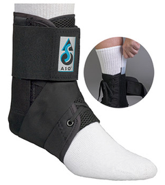 MedSpec ASO Ankle Stabilizing Orthosis with Stays