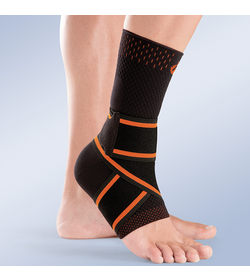 Orliman Crossover Elastic Ankle Support