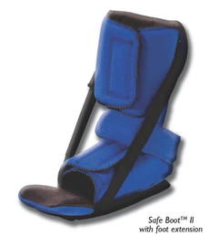 RMI Safe Boot II with foot extension