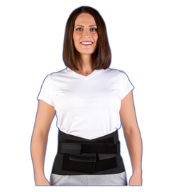 MedSpec Back-n-Black Back Support