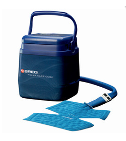 Polar Care Cube Shown with Pad