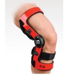 BREG Z-12 Adjustable OA Knee Brace