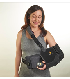 Corflex Ranger Shoulder Abduction ER Pillow with Sling