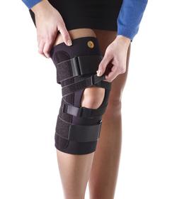 "Corflex 13"" Knee-O-Trakker with Stays"
