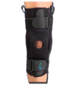 MedSpec AKS with Metal Hinges and Straps - Knee Support
