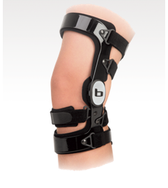 BREG Jet Knee Brace ACL- Paediatric Custom Made