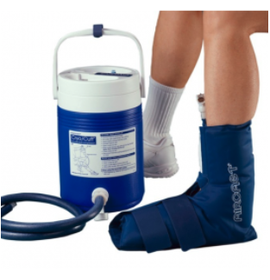 Aircast® Cryo/Cuff IC Cold Therapy Ankle System