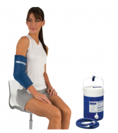 Aircast® Cryo/Cuff Gravity Cold Therapy Elbow System