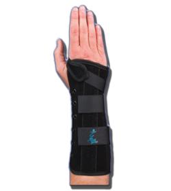 """MedSpec Wrist Lacer 10.5"""" Wrist & Forearm Support"""