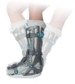 VacoCast Pro Achilles Walking Boot