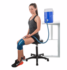 Aircast® Cryo/Cuff Gravity Cold Therapy Knee System