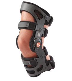 BREG Fusion Lateral OA Plus Custom Knee Brace
